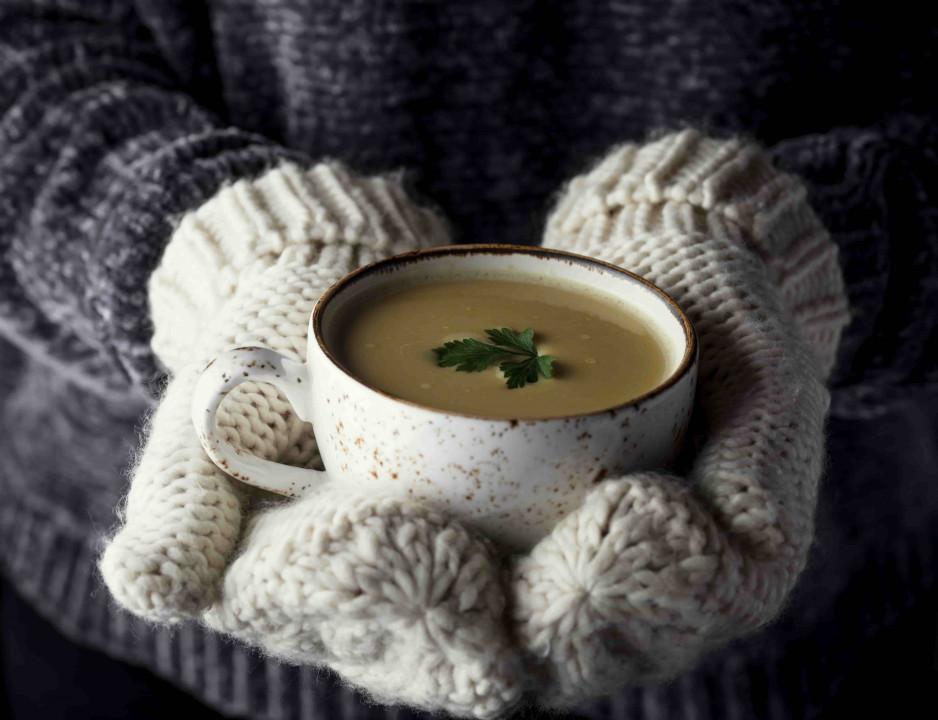 Chaud devant... Les soupes sont là !