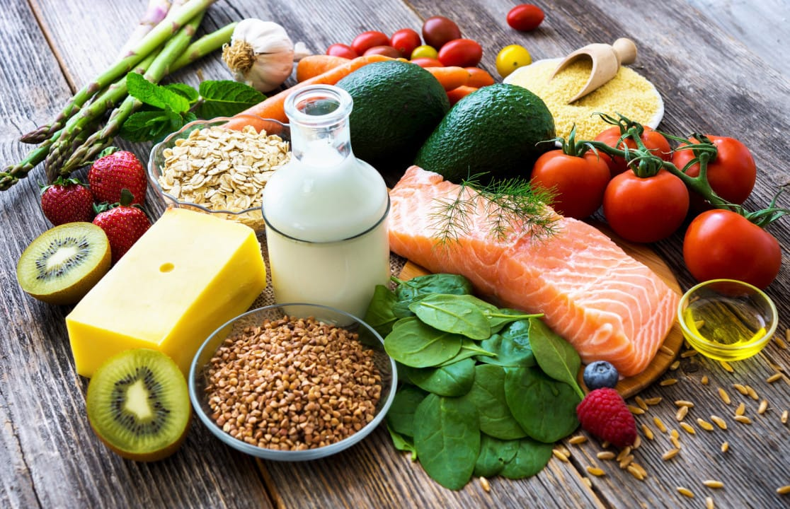 Les aliments qui vous veulent du bien